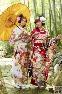Japan The kimono must be one of the most recognizable national costumes but  to the skilled eye there are nuances between the styles for marital status  and ...
