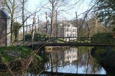 Houten brug, huis te manpad. Bouwjaar: 19e eeuw.