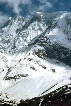 Flying Over the Himalayas by Satis Shroff