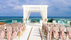 Alicia & Roscoe 005 Amazing Wedding at #AzulBeach #KarismaWeddings #MemorableMoments
