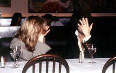 Kim Basinger & Prince, hiding from the camera.