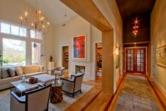 Multi-Space Renovation in Spring Mill, Indianapolis