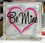 Be Mine - 2 color script