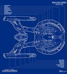 Akira Class Starship