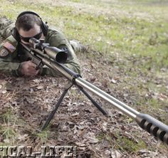 EXCLUSIVE LOOK at the November 2013 issue of TACTICAL WEAPONS: The SPIDER FIREARMS FERRET50 is a single-shot tack-driver brings plenty of .50 BMG precision!