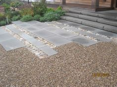 Stone Chip Seal Driveways by Skipper Paving Gravel Walkway, Pea Gravel, Driveway Sealing, Asphalt Driveway, Landscaping Supplies, Landscaping Ideas, Stone Chips, Patio Plants, Paving Stones