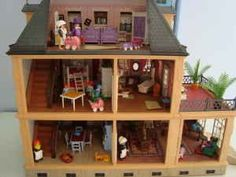 Playmobil Victorian Dollhouse