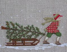 cross stitch - margits kleines schokistübchen in der blogwelt