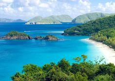 Maho Bay auf Amerikanische Jungferninseln Reiseführer