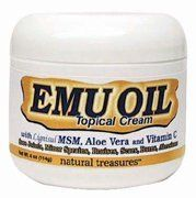 BNG NATURAL TREASURES EMU OIL CRM WMSMALOEC 4 FZ -- Want additional info? Click on the image.
