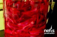 Bulaşık Makinesinde Lokanta Usulü Kırmızı Lahana Tarifi