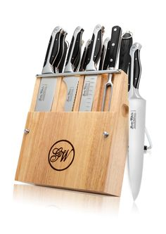 Gunter Wilhelm® Knives Product Review #bbq #products #knives #foodie