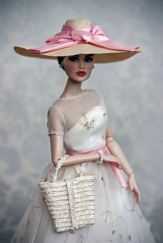 Vanessa as Jo Stockton - Expolore the best and the special ideas about Fashion dolls Fashion Dolls, Fashion Royalty Dolls, Moda Fashion, Barbie Style, Barbie Dress, Barbie Clothes, Moda Barbie, Moda Retro, Vintage Barbie Dolls