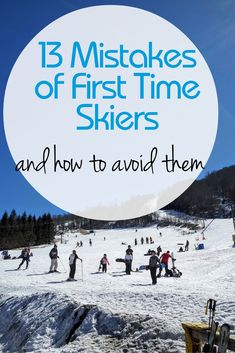 Mistakes by First Time Skiers and How to Avoid Them Taking the family skiing for the first time? Avoid these mistakes with these helpful tips.Taking the family skiing for the first time? Avoid these mistakes with these helpful tips. Ski Trip Packing List, Ski Trips, Road Trips, Wallpaper Cross, Mode Au Ski, Best Ski Resorts, Best Skis, Ski Vacation, Ski And Snowboard