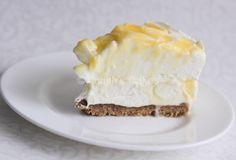 Citroen-monchoutaart Pie Dessert, Cookie Desserts, No Bake Desserts, Just Desserts, Cake Cookies, Cupcake Cakes, Cupcakes, Pie Cake, No Bake Cake