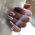 """737 """"Μου αρέσει!"""", 2 σχόλια - @best_manicure.ideas στο Instagram: """"Автор @anastasi_glu Follow us on Instagram @best_manicure.ideas @best_manicure.ideas…"""""""
