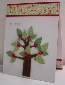 Stamping with Loll: Two Cards the Same ... but different