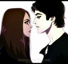 ❥Delena♪ The Vampire Diaries | Fan-Art