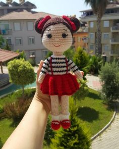 Today, I will share with you the knitting toy cute baby recipe, which is a very cute baby that you will love, especially the girls will love. I hope you will like it, Baby Crochet Doll Pattern, Crochet Patterns Amigurumi, Amigurumi Doll, Crochet Dolls, Baby Knitting Patterns, Doll Patterns, Very Cute Baby, Baby Girl Crochet, Stuffed Toys Patterns