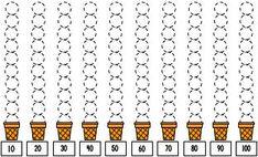 dice, school activ, 100th day, candi, bingo, 100s, school 100th, school math, teach idea