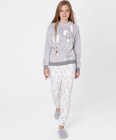 Rabbit sweatshirt - OYSHO