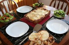 Whether you prefer to spell it lasagne or lasagna, this dish is a fantastic meal to take to the lake. This one is our editor's favourite lasagna Cottage Meals, Easy Recipes, Easy Meals, Cabin, Dishes, Breakfast, Food, Lasagna, Easy Keto Recipes