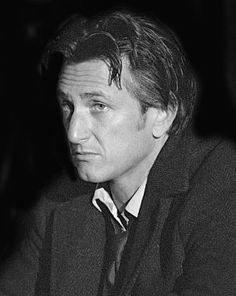 Sean Penn, another one I could handle walking thru life with