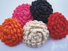 flores en crochet - Buscar con Google