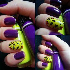 Nail Design - Club nails