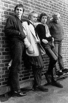 Sex Pistols, musikk minner fra ille lenge siden... Kule gutter!