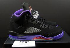 New Images Of The Air Jordan 5 GS Raptors