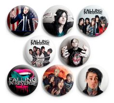 Falling in Reverse Pinback Buttons 8Pcs 1.25 inch Best For Jacket,T-Shirts Falling in Reverse http://www.amazon.com/dp/B00MV2T09C/ref=cm_sw_r_pi_dp_A6svub02HQ6YX