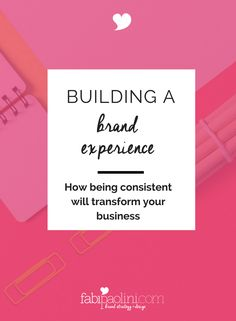 Branding your business is fundamental to taking it to the next level. I mean, you're already delivering and incredible product or service, right? Now it's time to make sure that it's seen. And, most importantly, that it's seen the right way. That's why building a brand experience is fundamental to bringing it all together in the most effective way. branding tips, business branding, business tips, online business branding, entrepreneur branding tips, small business tips, brand your business