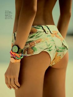 If only I could own that #beachwear.