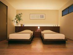 トヨタホーム「ベッドルーム」