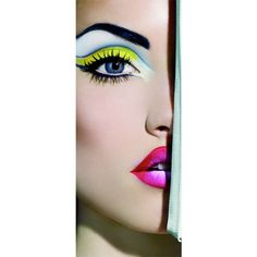The Best High Fashion Makeup photo Ashlee Holmes' photos - Buzznet via Polyvore