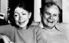 Joan Didion And John Gregory Dunne Things To Come Of My Life Magical Thinking