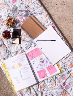 studydiaryofamedstudent:   Studying outside in the... - studyblr