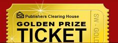 Golden Prize Ticket -- Publishers Clearing HouseAdd To package  pin/7140317158119113 --add to package of certficate of title on forthcoming winning  prize number pch gwy no. 8800 $5,000.00 a week forev er winning number is with generator pending please activate my winning numbers I cynthia dehler want sole ownership and full eligibilty for FOREVER pch gwy 8800