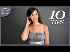 """(1) 10 beauty secrets of French women   """"Parisian chic""""   Justine Leconte - YouTube"""