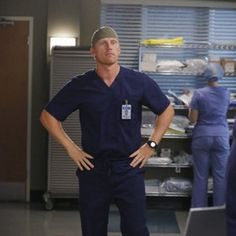 Owen Hunt's mysterious grudge against Grey Sloan Memorial Hospital's newest doctor has finally be...