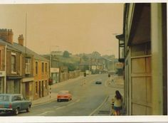 Winsford Grew up here,Halcyon days. Halcyon Days, Nostalgia, Street View, Rose, 1970s, Painting, Pink, Painting Art, Paintings