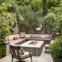 42 Easy DIY Outdoor Fire Pit and Cozy Seating Area Ideas 41 Easy DIY Outdoor Fire Pit and Cozy Seating Area Ideas The post 42 Easy DIY Outdoor Fire Pit and Cozy Seating Area Ideas appeared first on Outdoor Diy. Fire Pit Seating, Outdoor Seating Areas, Patio Seating, Garden Seating, Outside Seating Area, Outdoor Benches, Fire Pit Backyard, Backyard Patio, Backyard Landscaping