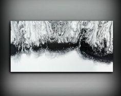 Modern Painting Acrylic Painting GICLEE Art Print by LDawningScott