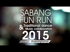 "SABANG FUN RUN 2015 ""Askingdom Event"" (TEASER) #sabangfunrun2015"