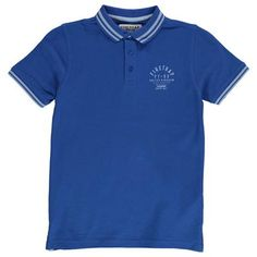 Firetrap | Firetrap Polo Shirt Infant Boys  | Infant Boys Polo Shirts