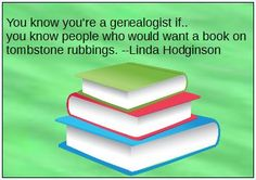 "Read more on the GenealogyBank blog: ""Funny Genealogy Quotes: End-of-the-Year Fun for Genealogists."" http://blog.genealogybank.com/funny-genealogy-quotes-end-of-the-year-fun-for-genealogists.html"