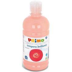 Primo testszínű tempera festék 500 ml műanyag tégelyben - 331 Flesh Ft Ár 790 Tempera, Drink Bottles, Soap, Products, Paper Board, Bar Soap, Soaps, Gadget