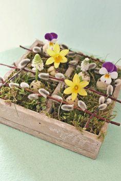 Tütenweise Frühlings-Dekoideen