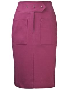 3e8443aad1 Rhie Pencil Skirt - The Webster - Farfetch.com Composition: Cotton 92%,